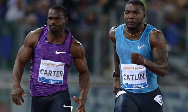 100 metri - Justin Gatlin infiamma il rettilineo con un 9.75, ad un solo centesimo dal recente personale di Doha, e toglie a Usain Bolt il crono più veloce del Golden Gala (9.76 nel 2012).
