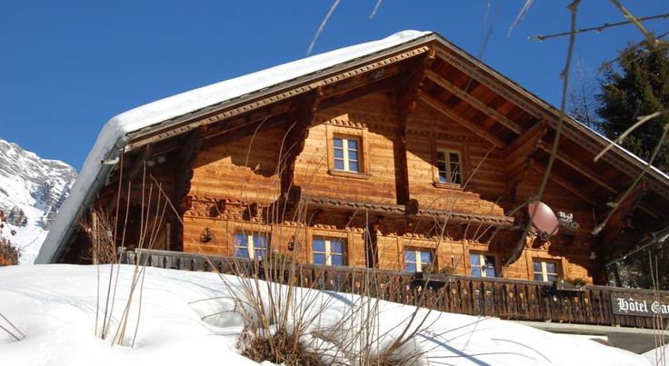 B&B Le Madrier Les Diablerets The B&B Le Madrier in Vers-l'Eglise / Les Diablerets is a typical Swiss chalet in a quiet location close to the ski slopes. It offers traditional rooms, free Wi-Fi and free parking on site.