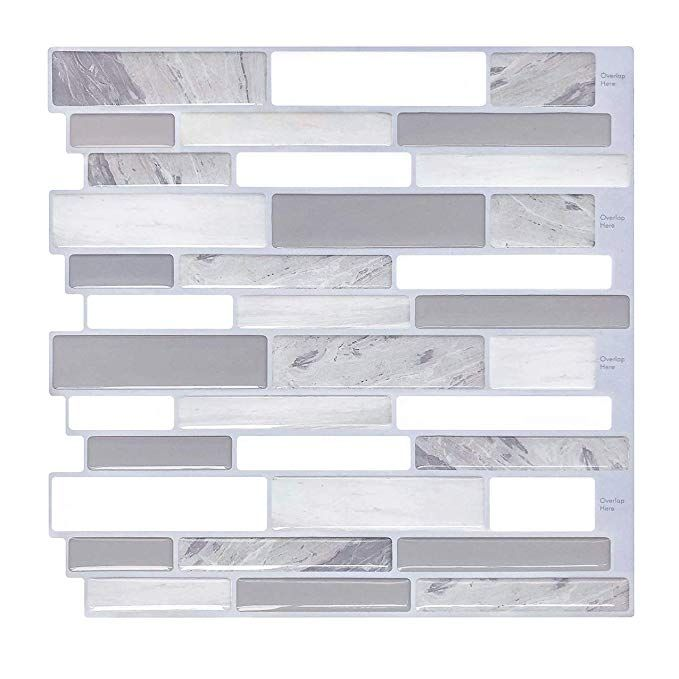 L And Stick Subway Tiles
