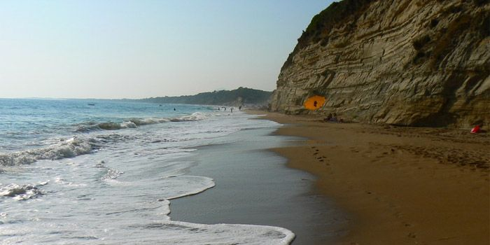 Пляж Санта Барбара