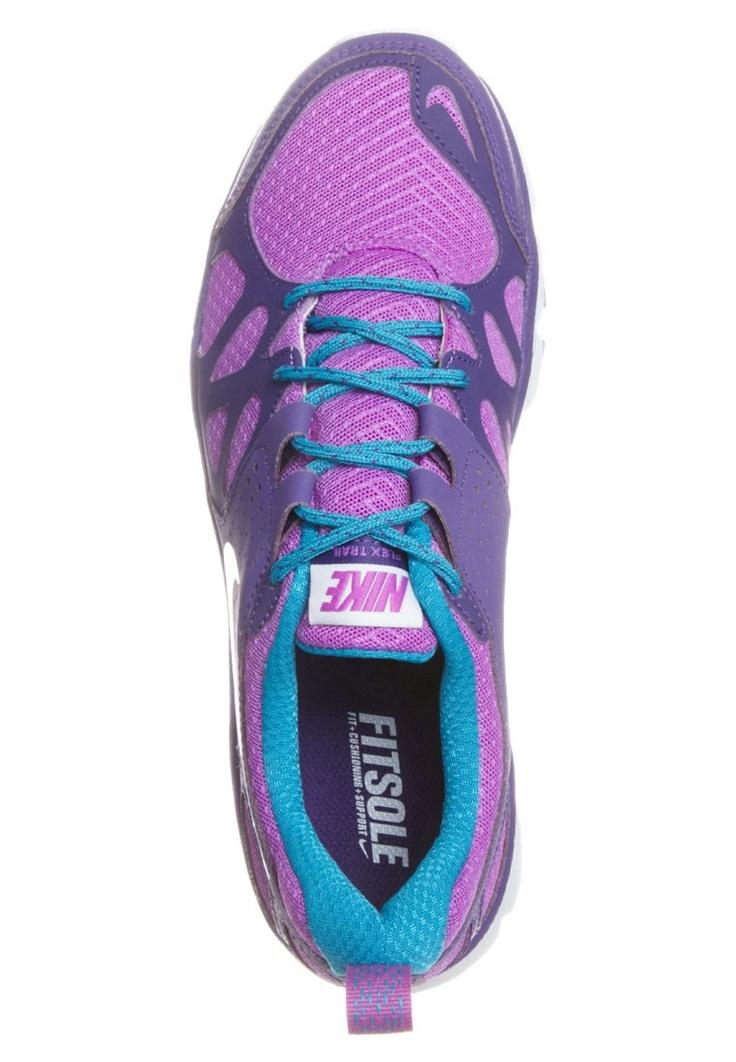 Nike Performance - FLEX TRAIL - Løpesko for mark - lilla  --> Trail Shoes