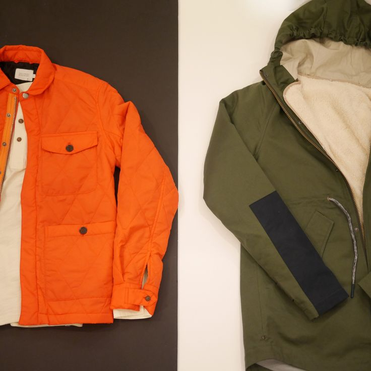NEW season Vanishing Elephant jackets IN!!  Shop online: http://store.aquirkoffate.com/brand/vanishing-elephant