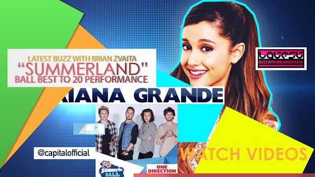 LATESTBUZZ WITH BRIAN ZVAITA: LBWBZ | THE SUMMERTIME BALL PERFORMANCES | RANKED ...