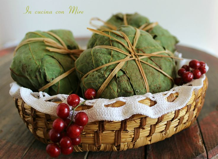 #gialloblogs #foodporn #ricetta #enyoy Pallone di fichi ricetta calabrese | In cucina con Mire