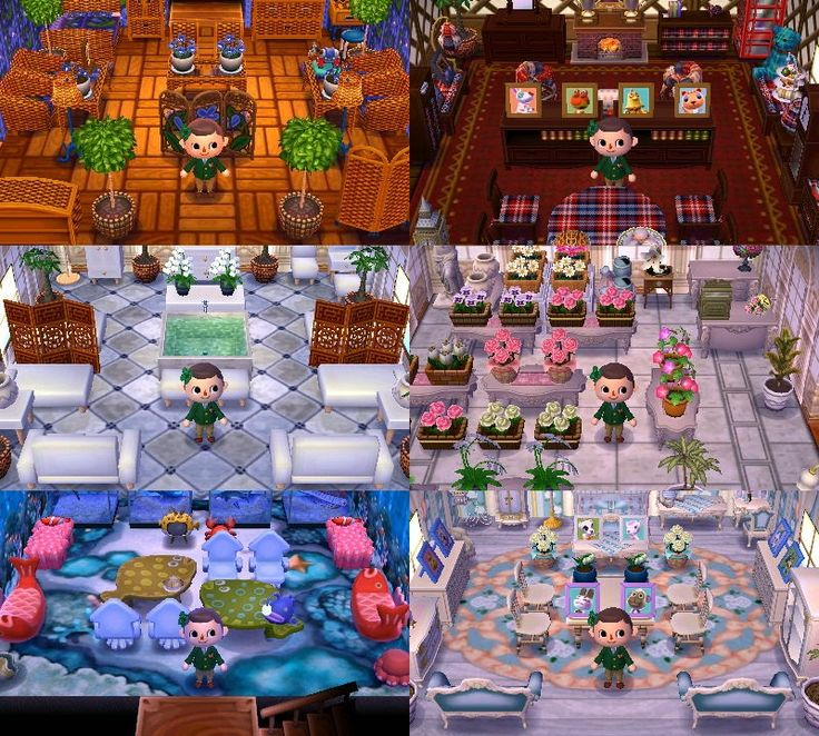 17 best images about acnl dream towns on pinterest for Modern house acnl