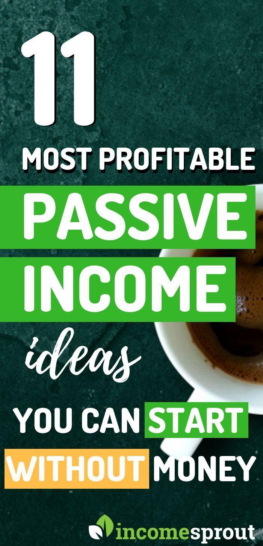 Passives Einkommen ist das, was Sie wirklich brauchen, wenn Sie schnell reich we… – piggy bank