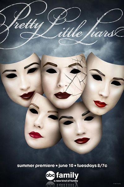 PRETTY LITTLE LIARS - RENOUVELEE POUR LES SAISONS 6 & 7