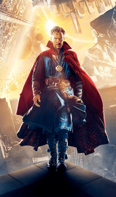 Doctor Strange Played By Benedict Cumberbatch From Doctor Strange Movie Makes List of 25 Most Powerful Marvel Cinematic Universe Super Heroes, Check Out What Other Marvel Heroes Made List - DigitalEntertainmentReview.com