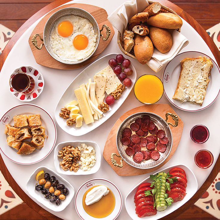 Saray kahvaltısı