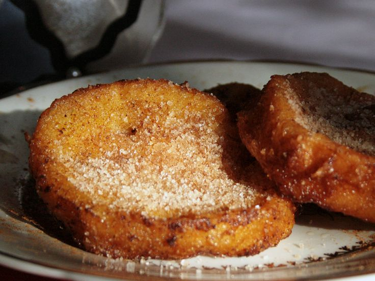 Pane fritto dolce (Rabanada)