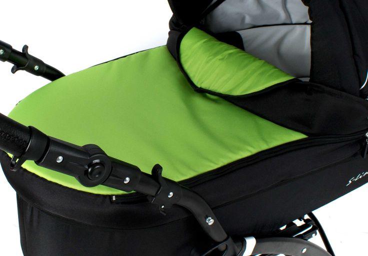 lys grøn