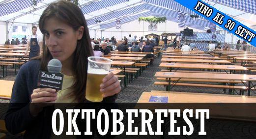 """Giunti a metà della manifestazione siamo andati a curiosare. Anche quest'anno l'Oktoberfest nostrano ha catalizzato l'interesse degli amanti della birra genovesi che non si sono certi fatti scappare l'occasione di una serata """"alla bavarese"""". Anche noi abbiamo assaggiato l'ottima birra comunale dei Monaco e abbiamo avuto modo di scambiare due chiacchiere con l'organizzatore Alessio Balbi"""