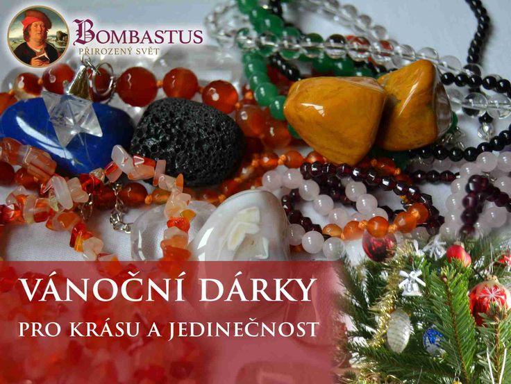 Nevíte, co darovat k Vánocům? Podívejte se na originální dárky do e-shopu www.bombastus.cz. Nabízíme 4000 přírodních, bio, natur, eko produktů a předmětů se spirituální, orientální a fantasy tematikou. Pro usnadnění výběru můžete použít dvě pomocné stránky. Na první najdete tipy, jak vybrat dárky pro různé osoby a příležitosti: www.bombastus.cz/.... Na druhé stránce je výběr podle témat: www.bombastus.cz/.... Přejeme vám veselé Vánoce. Váš team www.bombastus.cz.