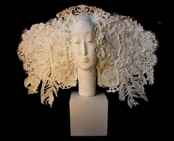 CASTA DIVA * SERIES OF FIVE WORKS* 2011-2012 by Yulia Luchkina, via Behance