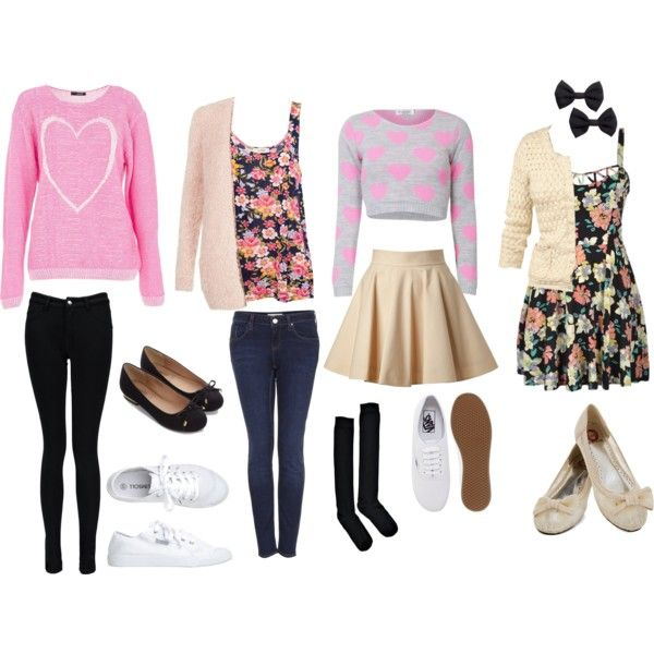 Cat Valentine Winter Inspired Outfits