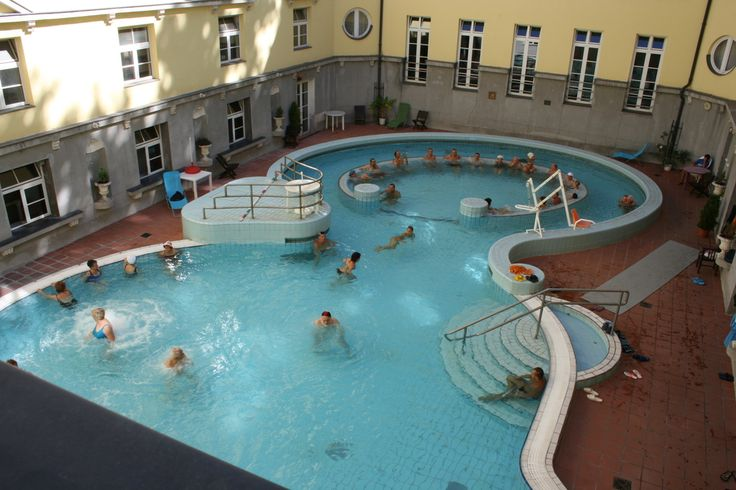 Lukacs Baths, Budapest. The best #spas in #Budapest by The #Italian Architect.