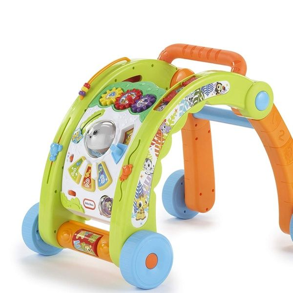 Little Tikes 3 In 1 Activity Walker In 2020 Fun Colors Simple Storage