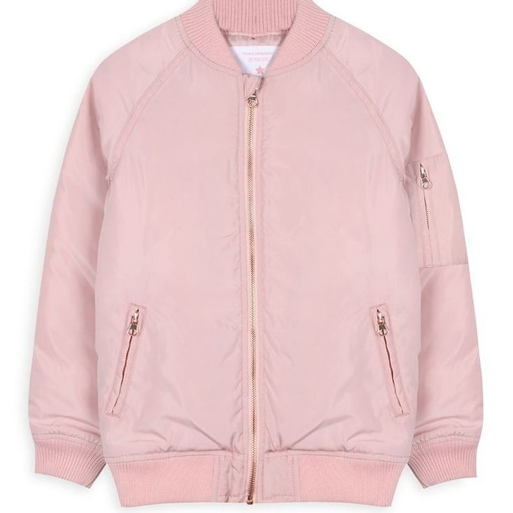 Cazadora bomber rosa de niña mayor  Categoría:#niña #primark_niños #ropa_niña_7_años en #PRIMARK #PRIMANIA #primarkespaña  Más detalles en: http://ift.tt/2qupVq7