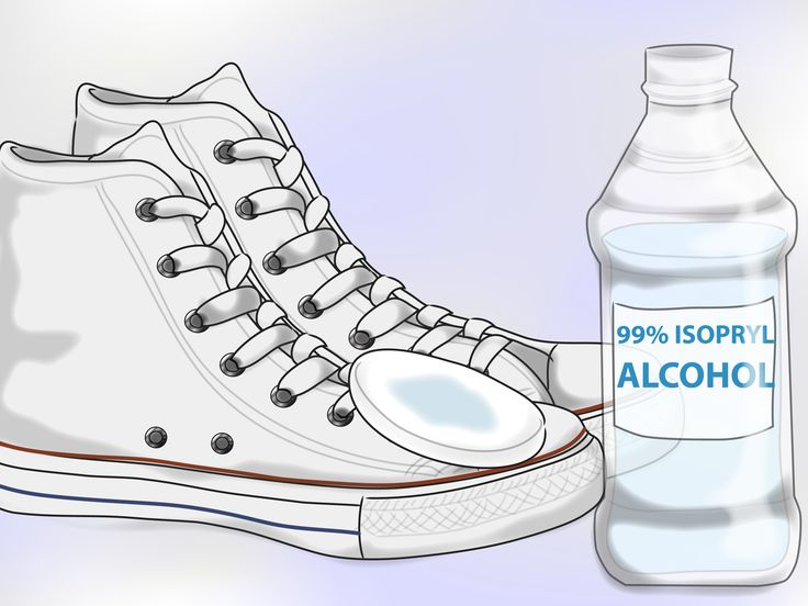How to Clean White Converse -- via wikiHow.com