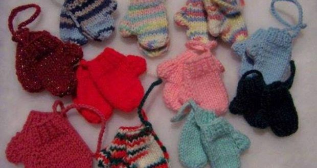 Anlatımlı örgü bebek eldiveni yapılışı - Eldiven Modelleri