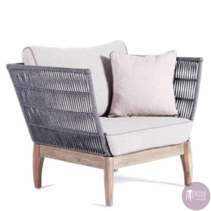 Sitting Pretty Furniture - Byron Single Seater