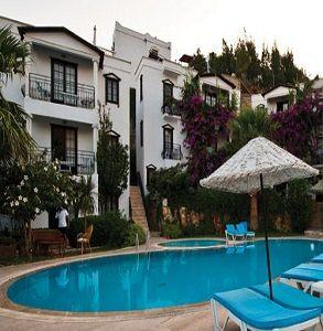 Sunny Garden Nilüfer Otel Bodrum, Akyarlar Karaincir plajına çok yakın sessiz sakin, konforlu son derece rahat edeceğiniz Butik tarzında bir oteldir.