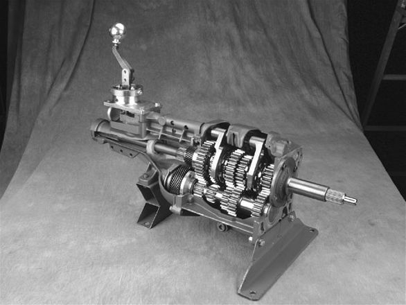 Modified T5 Transmission No Time To Lose With Images