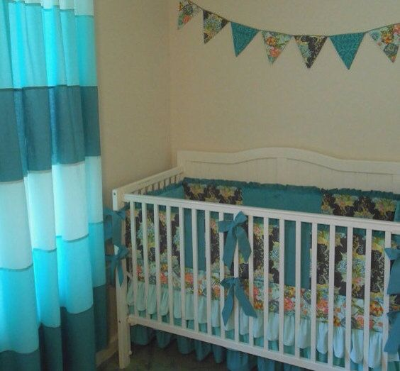 Crib Bedding Pink And Gray