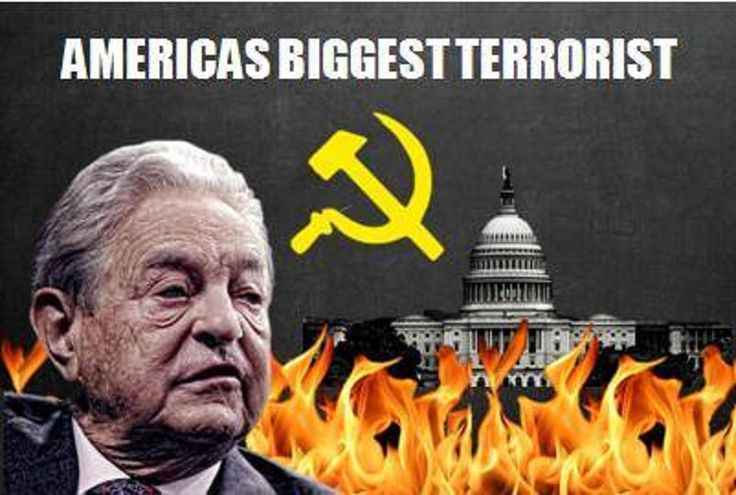 "Read this article on the reasons why the author considers George Soros, ""America's Biggest Terrorist."""