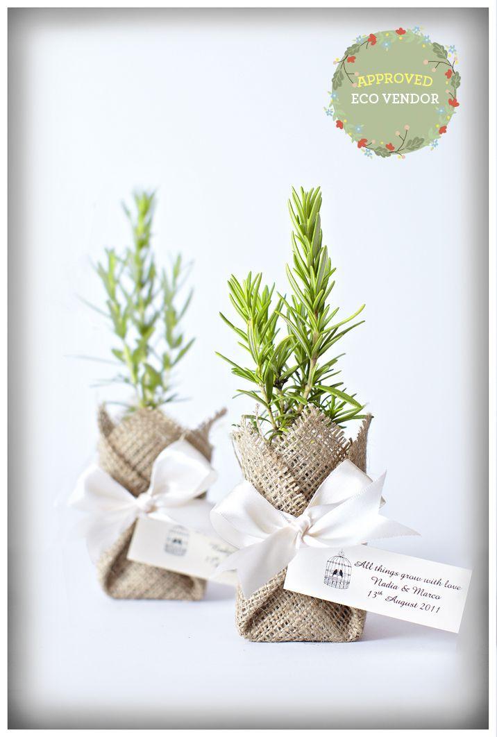 Eco Brides - http://ecobrides.com.au/eco-approved-flourish-bomboniere/
