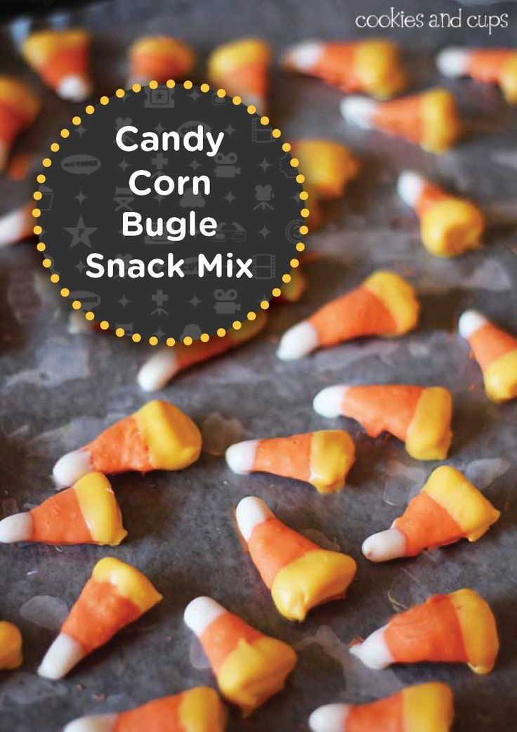 This Candy Corn Bugle Snack Mix is a tasty snack recipe that tastes great with Pop Secret's Butter Popcorn. We love it! It makes a great fall snack.