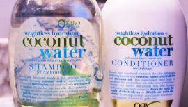 OGX Coconut Water (SLS-Free) Shampoo