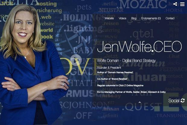 CEOs are Innovators - Feature: Jen Wolfe