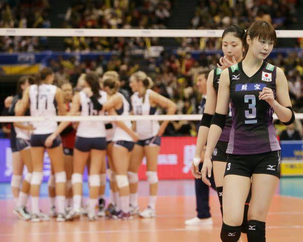 火の鳥NIPPON・女子バレー日本代表 WGC(ワールドグランドチャンピオンズカップ)(2013年11月17日… 木村沙織