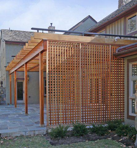 Sichtschutz Terrasse (mit Bildern) Sichtschutz terrasse