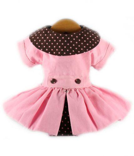 Angelique Spring Dress Coat - Dog Coat $46.50