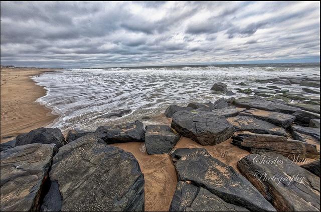 Manasquan NJ beach scene- been here!