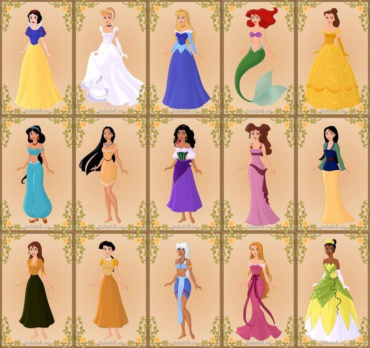 disney princesses game complete by on deviantart j 39 adore walt. Black Bedroom Furniture Sets. Home Design Ideas