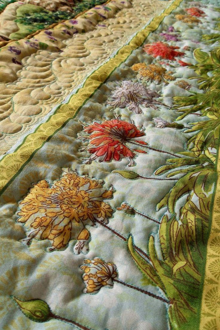 Квилт, стеганное лоскутное одеяло Quilting http://www.livemaster.ru/maminohobby
