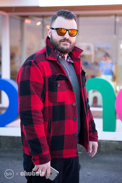 We teamed up with BearFLAVOURED for a look at the best plus size men's street style from last week's PITTI 89. Like what you see? Check out even more here: http://chubstr.com/style/plus-size-mens-street-style-at-pitti-uomo-2016/
