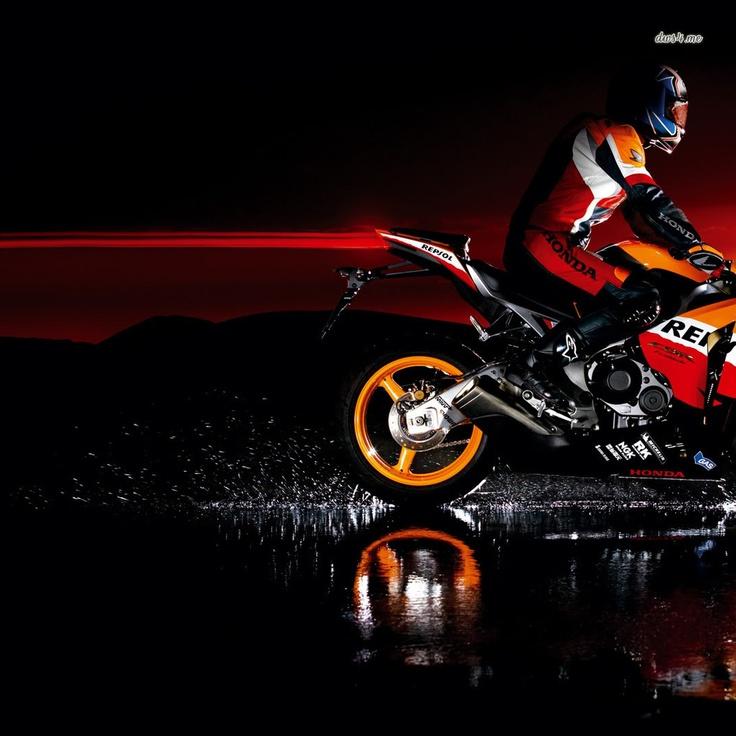 Suzuki Car Wallpaper: Honda Repsol Wallpaper Motorcycle