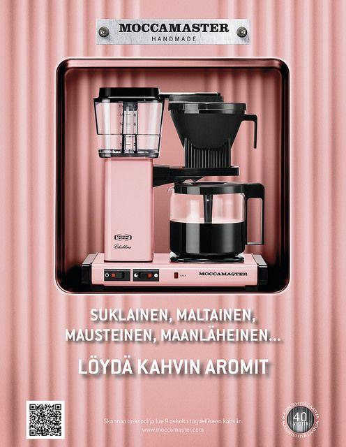 Löydä Kahvin Aromit