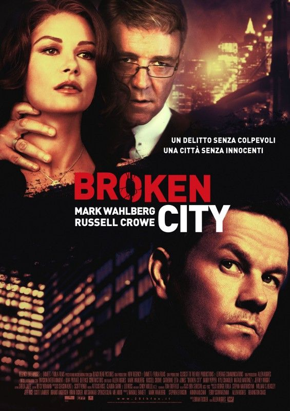 Broken City (film 2013). Broken City (film 2013) http://www.movieplayer.it/film/broken-city_28600/ #film. Film americano pieno di vitalità e azione che non annoia mai.