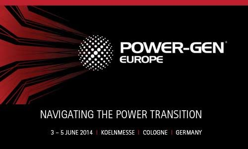 #Power-Gen #Europe The premier conference and exhibition in Europe where the #power_industry meet & share information and do business in #Cologne 3-5 June 2014