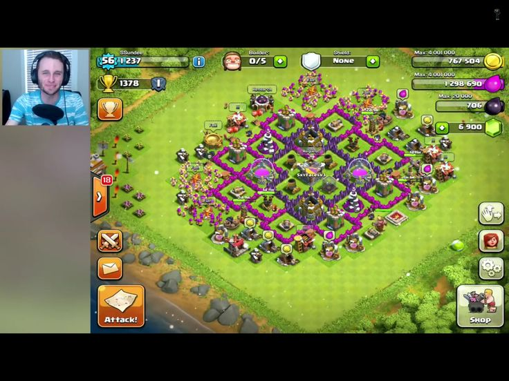 clash of clans android directory