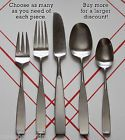 Choose Your Pieces of Lauffer Japan Bedford 18/8 Stainless Don Wallance Flatware