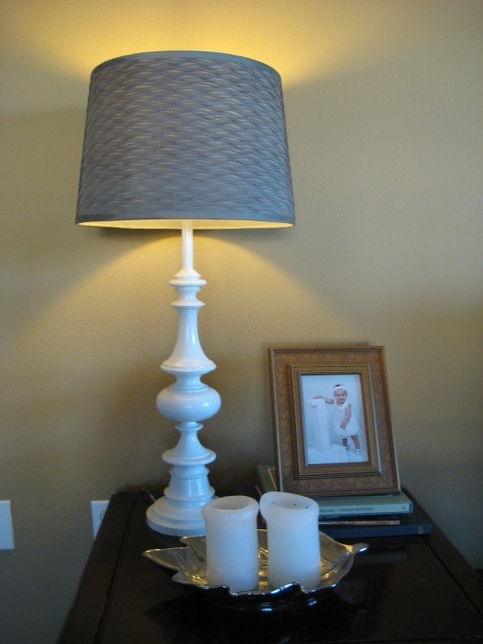how to paint a brass lamp painted furniture pinterest. Black Bedroom Furniture Sets. Home Design Ideas
