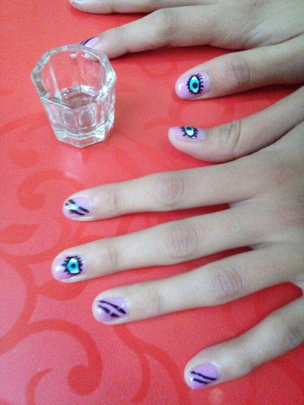 47 best diseños de uñas ❤ images on Pinterest   Nail designs ...