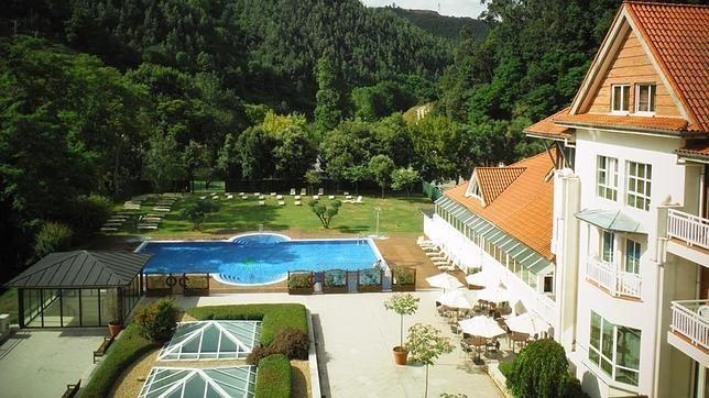 El Gran Hotel Balneario de Puente Viesgo (Cantabria)