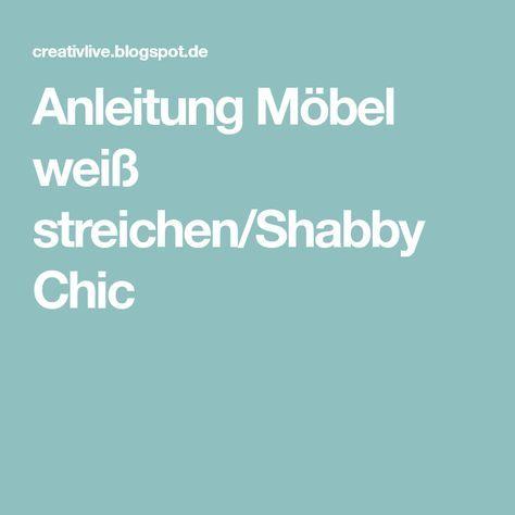 ... Die Besten 25 Mobel Weiss Streichen Ideen Auf Pinterest  Schubladenkommode ...
